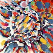 1963, Alfred Manessier : La sève