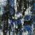 1957, Fred Thieler : W. S3. 57 (steigend schwarz-weiß-blau)