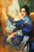 1932, Amrita Sher-Gil : Self Portrait