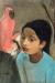 1934, Amrita Sher-Gil : The Little Girl in Blue - 2,54 m en 2018