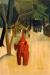 1938, Amrita Sher-Gil : Red Clay Elephant