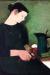 1938, Amrita Sher-Gil : The Potato Peeler