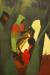 1940, Amrita Sher-Gil : Haldi Grinders