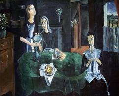 1913, André Derain : Samedi
