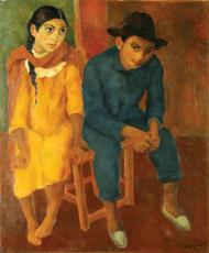 1927, Ramón Gómez Cornet : Santiagueños