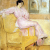 1901, Charles Conder : Mrs Conder in pink