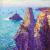 1903, John Russell (a vécu 20 ans à Belle-Île-en-Mer) : The Needles, winter sun, Belle-Île-en-Mer