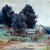 1905, Clara Southern : Yarra Street, Warrandyte, Looking West Towards 'The Grand' Hotel