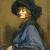 1925, John Longstaff (portraitiste, 5 fois vainqueur du Archibald prize) : Jessica