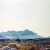 1936, Rex Battarbee (futur professeur d'Albert Namatjura) : Central Australian landscape, aquarelle