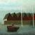 1975, Sali Herman (d'origine suisse, un des artistes de guerre officiels de l'Australie pendant la WW II) : Summer night, Mullerup