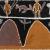 1987, Queenie McKenzie : Moses and the Ten Commandments