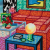 1992, Howard Arkley : Deluxe Setting - 1,5 million de $ en 2019