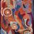 2009, Wawiriya Burton (a commencé à peindre en 2008, à 83 ans) : Ngayuku ngura (My Country)