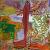 2014, Hector Burton, Ray Ken, Mick Wikilyiri (père des Ken sisters) and Brenton Ken : Punu Tjukurpa (tree dreaming)