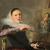 1633, Judith Leyster : Autoportrait