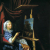 1660, Maria Schalcken : Autoportrait