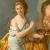 1790, Marie-Guillemine Benoist : Autoportrait