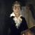 1880, Marie Bashkirtseff : Autoportrait avec palette