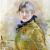 1885, Berthe Morisot : Autoportrait.jpg