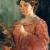 1899, Lluisa Vidal : Autoportrait
