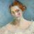 1900, Jacqueline Marval : Autoportrait