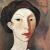 1908, Marie Laurencin : Autoportrait