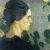1915, Ellen Trotzig : Self-portrait