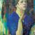 1916, Tora Vega Holmstrom : Self-portrait