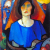 1917, Else Berg : Self-portrait