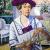 1917, Georgette Agutte : Dernier Autoportrait au béret violet