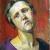 1920, Hanna Rudzka-Cybisowa : Autoportrait
