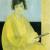 1920, Marthe Donas : Autoportrait
