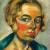 1920s, Alexandra Bychkova-Koltsov : Autoportrait
