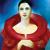 1923, Tarsila Do Amaral : Manteau rouge (autoportrait)