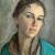 1924, Agda Holst : Autoportrait