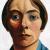 1928, Charley Toorop : Autoportrait