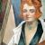 1933, Mina Byck Wepper : Autoportrait