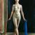 1938, Greta Freist : La Danseuse (Self-Portrait)