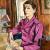 1942, Paraskeva Clark : Autoportrait au programme de concert