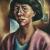 1943, Nancy Borlase : Autoportrait