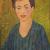 1947, Agnes Martin : Self-Portrait