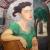 1947, Olga Costa : Autoportrait
