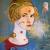 1952, Montserrat Gudiol : Autorretrato