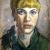 1955, Pauline Boty : Self-portrait