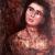 1957, Magdalena Radulescu : Autoportret