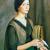 1974, Larisa Kirillova : Self-portrait