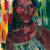 1979, Pacita Abad : Self-portrait