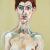 1980, Marcia Schvartz : Autoportrait