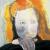 1984, Marlene Dumas : Self-portrait (Kwaad is banaal)